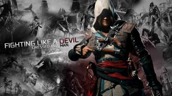 خرید اکانت بازی Assassins Creed Black Flag Gold Edition | با قابلیت تغییر ایمیل و پسورد