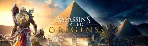 سی دی کی اریجینال یوپلی بازی Assassin's Creed Origins