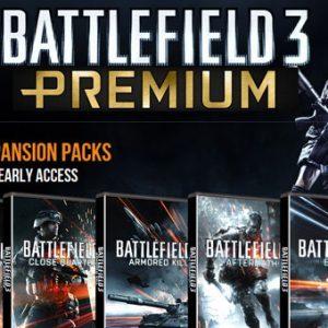 خرید اکانت بازی Battlefield 3 Premium | با قابلیت تغییر ایمیل و پسورد