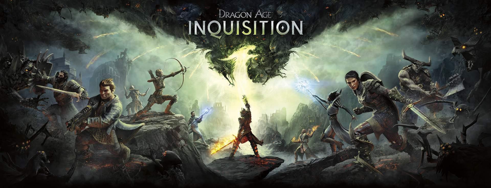 خرید Dragon Age Inquisition Origin CD Key