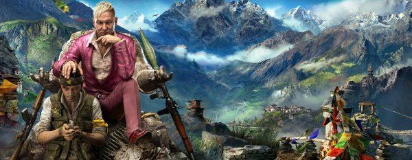 خرید اکانت بازی Far Cry 4 | با قابلیت تغییر ایمیل و پسورد