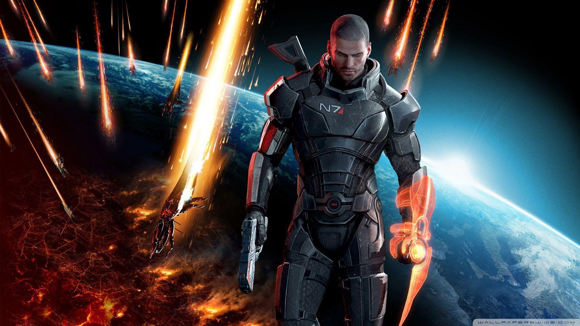 بازی Mass Effect 3