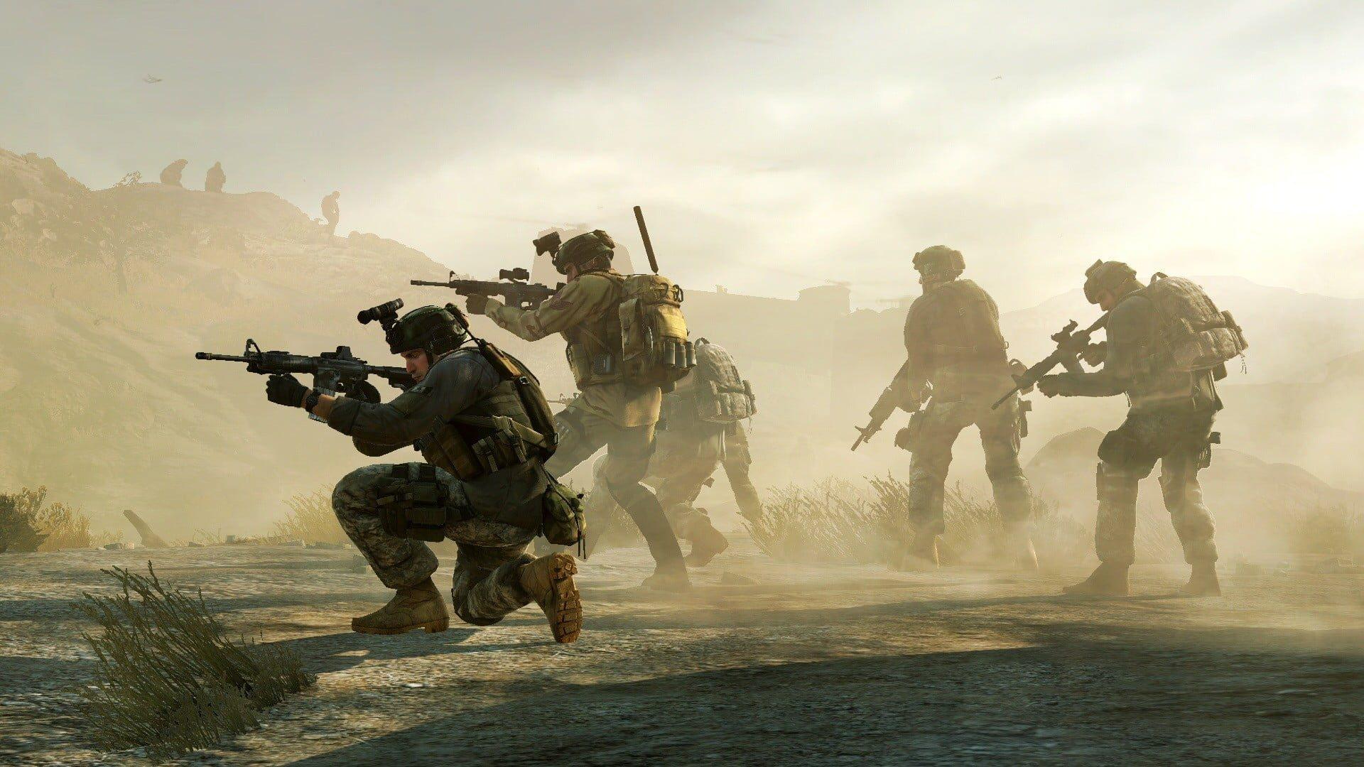 بازی Medal Of Honor 2010