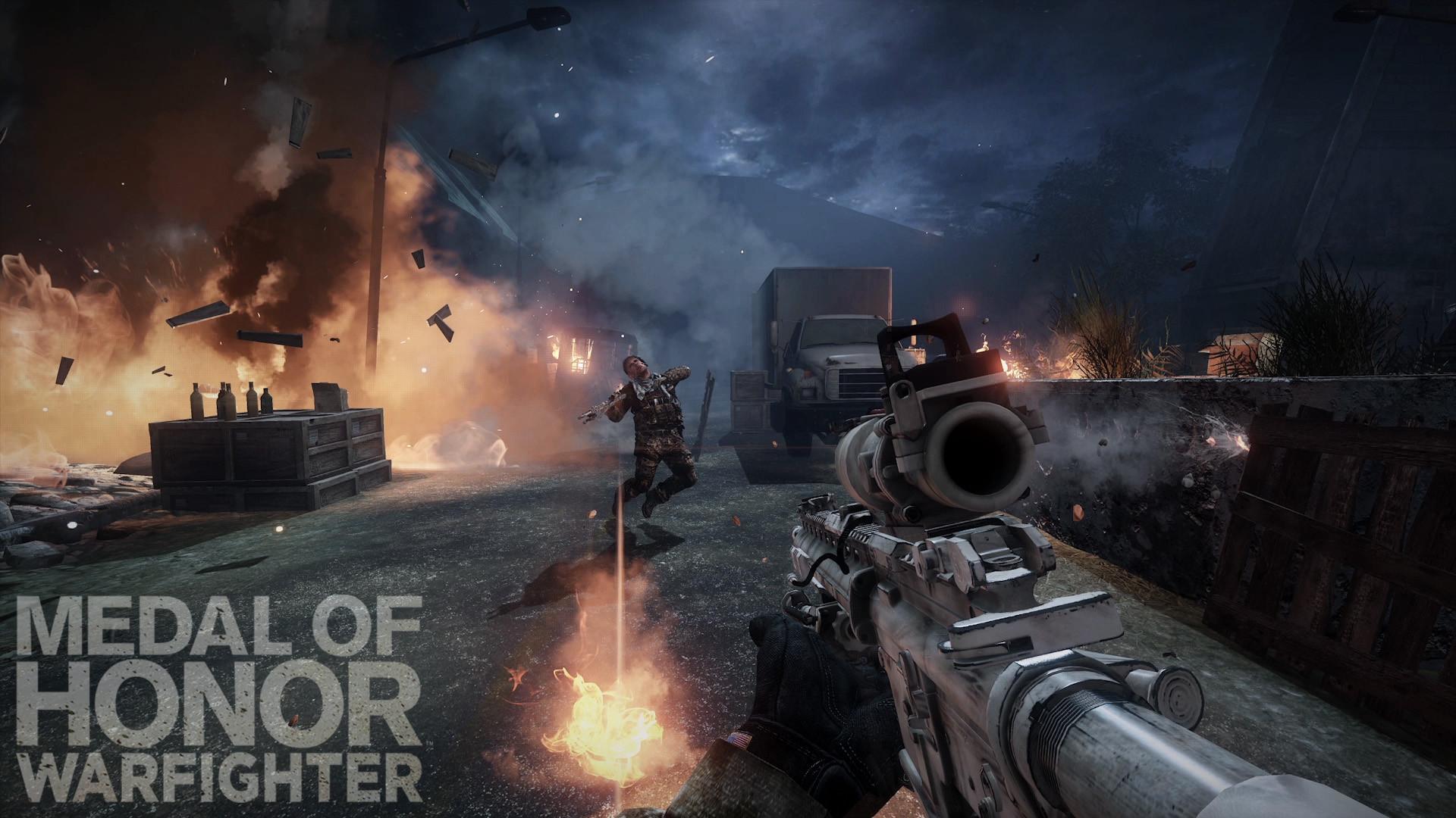بازی Medal Of Honor WarFighter