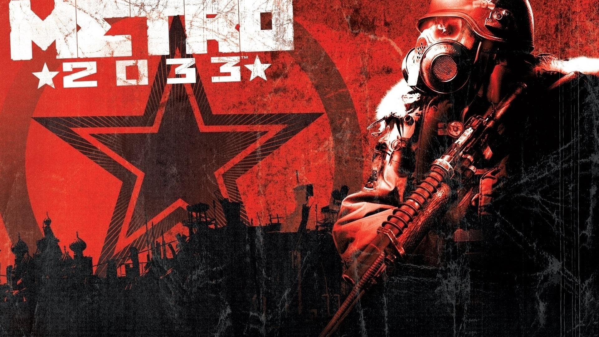 بازی Metro 2033 Redux