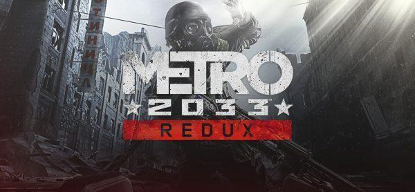 خرید CD Key استیم بازی Metro 2033 Redux