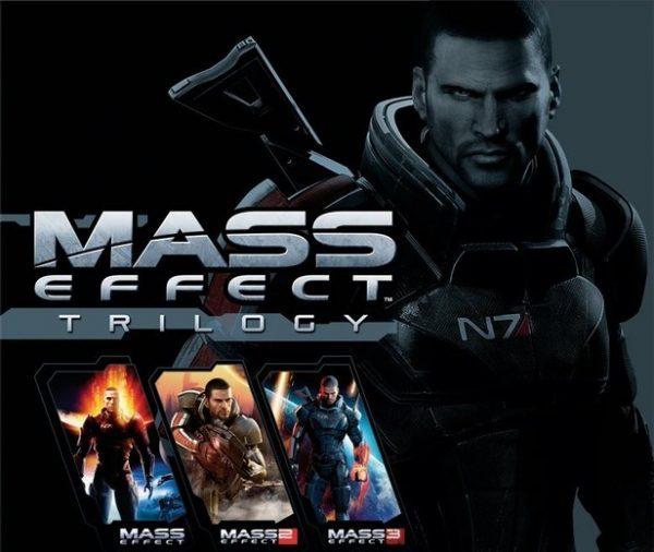 خرید CD Key اریجینال بازی Mass Effect Trilogy