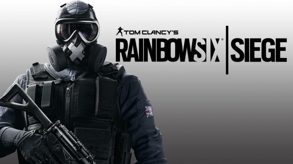 سی دی کی اریجینال یوپلی بازی Tom Clancy's Rainbow Six Siege