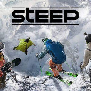 خرید اکانت اریجینال یوپلی بازی Steep | با ایمیل اکانت