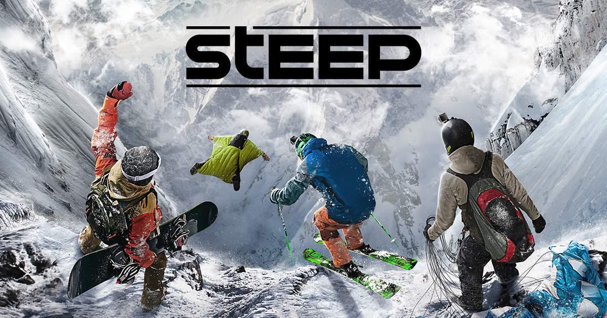 خرید اکانت اریجینال یوپلی بازی Steep   با ایمیل اکانت