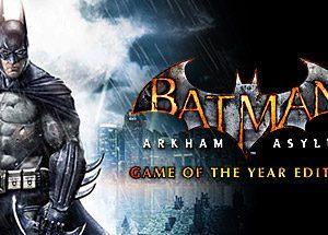 خرید Batman Arkham Asylum GOTY Steam CD Key
