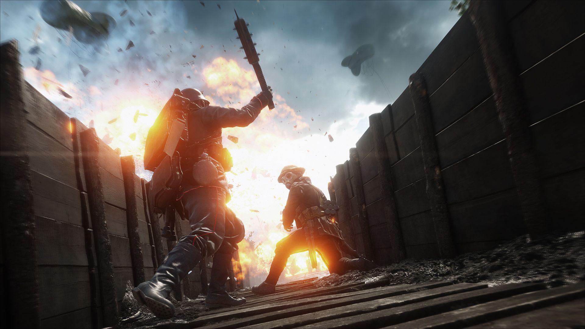 بازی Battlefield 1 Revolution Edition