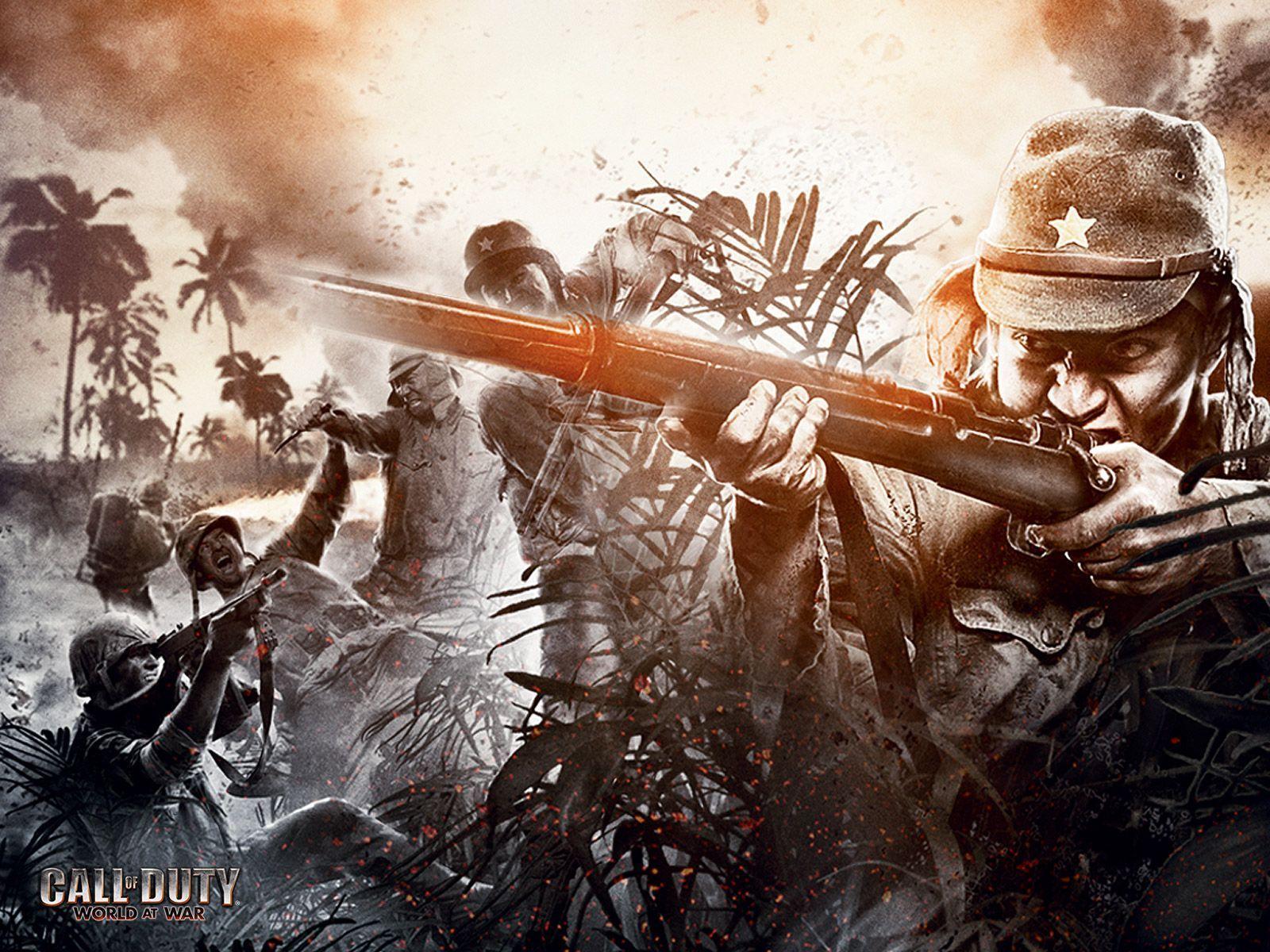 بازی Call Of Duty 5 World At War
