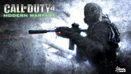 خرید Call Of Duty 4 Modern Warfare Steam CD Key