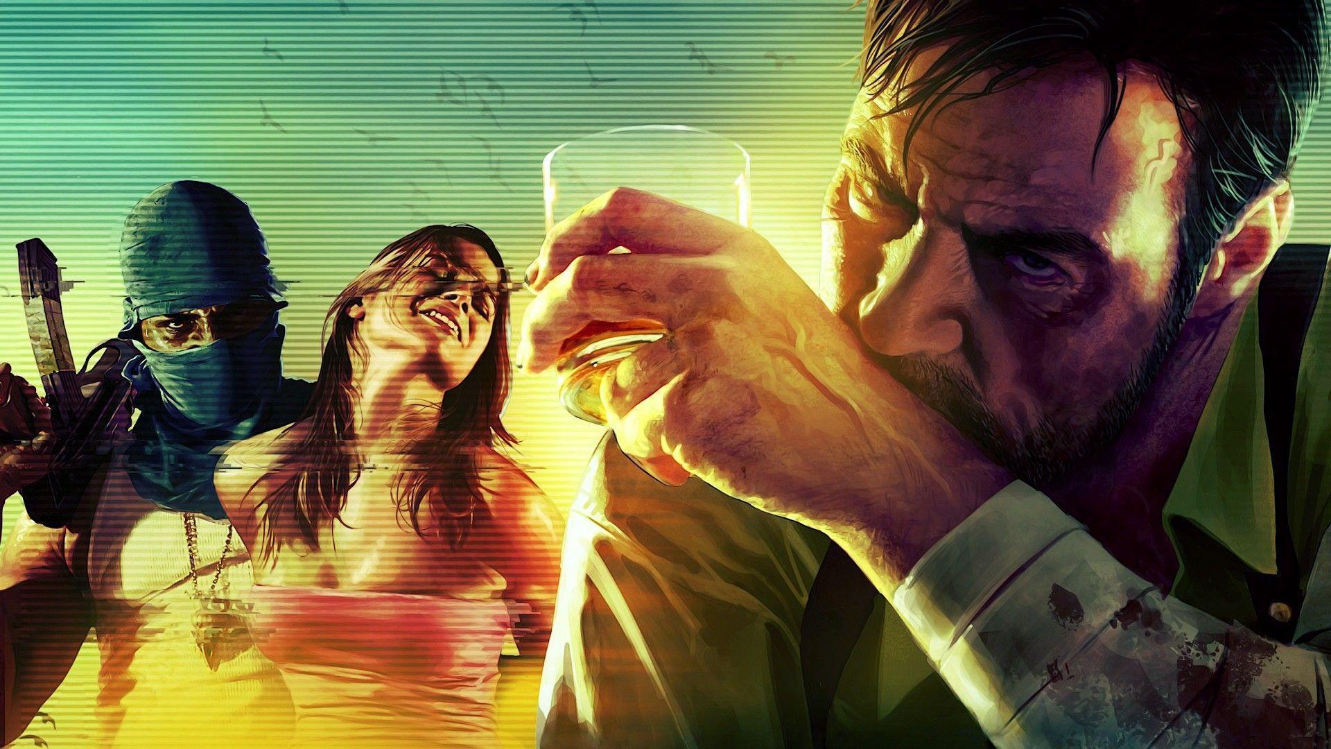 بازی Max Payne 3