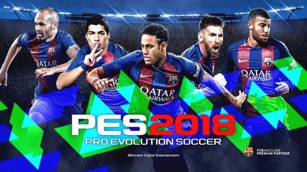 Pro Evolution Soccer (PES) 2018 Steam Key