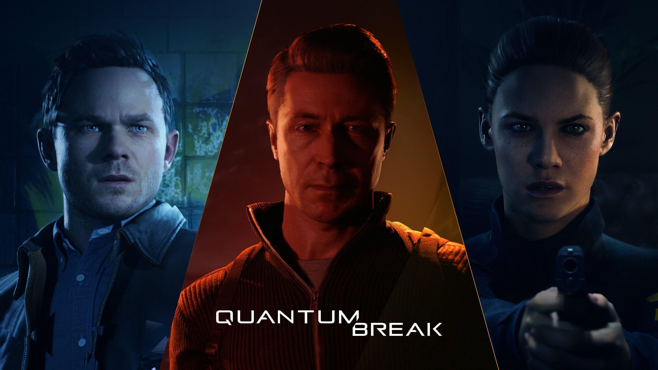 بازی Quantum Break
