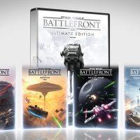 خرید اکانت بازی Star Wars Battlefront Ultimate Edition | با قابلیت تغییر ایمیل و پسورد