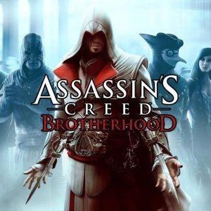 خرید اکانت بازی Assassins Creed Brotherhood   با قابلیت تغییر ایمیل و پسورد