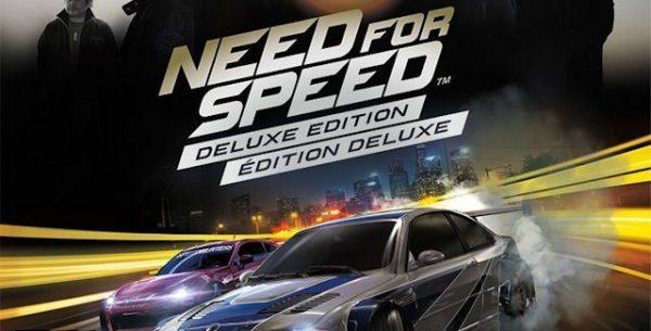 خرید اکانت بازی Need For Speed 2016 Deluxe Edition