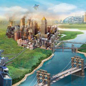 خرید اکانت بازی SimCity | با قابلیت تغییر ایمیل و پسورد