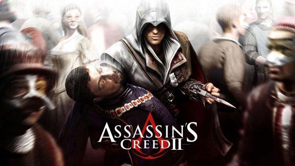 خرید اکانت بازی Assassins Creed II | با قابلیت تغییر مشخصات