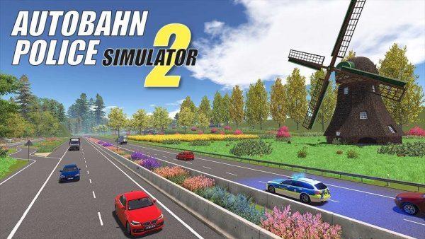 Autobahn Police Simulator 2 Steam Key | Region Free | Multilanguage