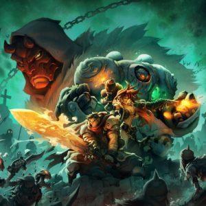 Battle Chasers Nightwar Steam Key | Region Free | Multilanguage