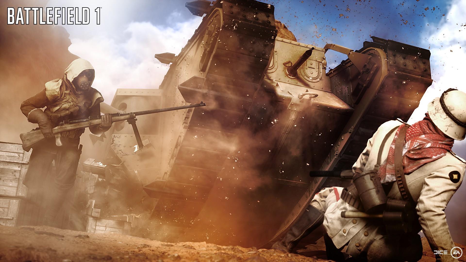 خرید اکانت بازی Battlefield 1 | قابلیت تغییر کلیه مشخصات