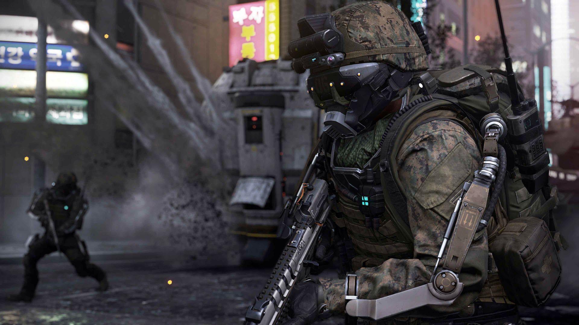 بازی Call Of Duty Advanced Warfare
