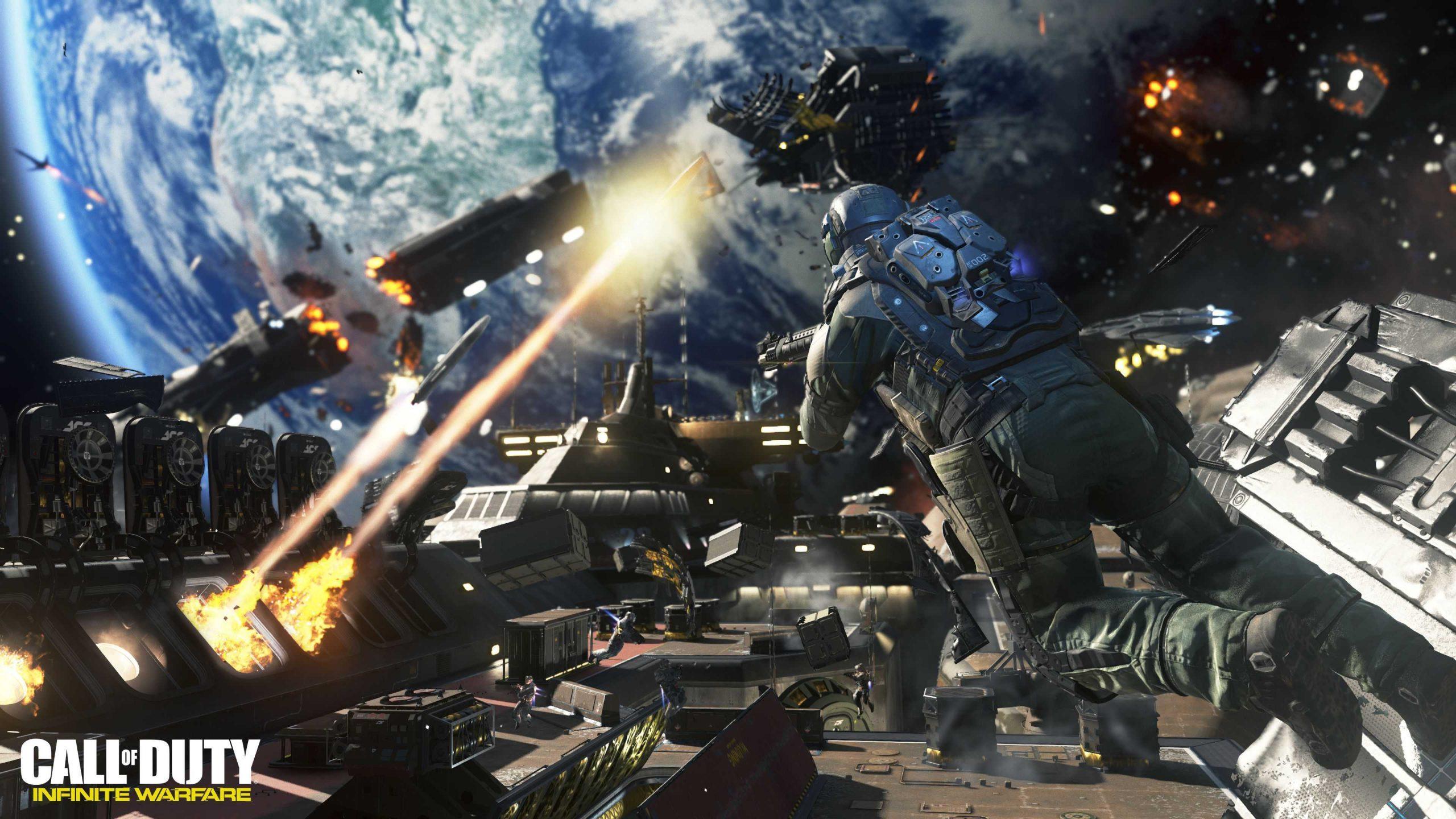 بازی Call Of Duty: Infinite Warfare