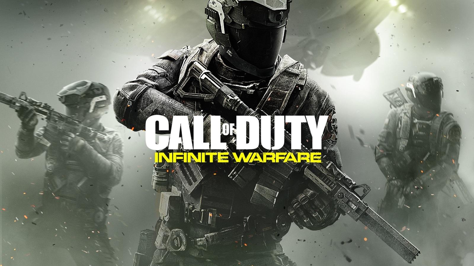 Call Of Duty: Infinite Warfare Steam Key   EU   Multilanguage