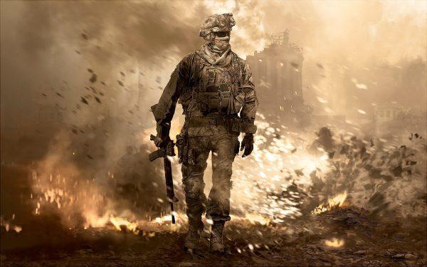 خرید اکانت استیم بازی Call Of Duty Modern Warfare 2
