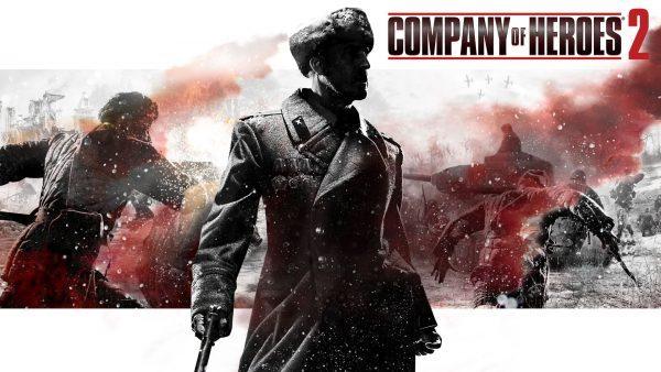 اکانت اریجینال استیم بازی Company Of Heroes 2   با ایمیل اکانت