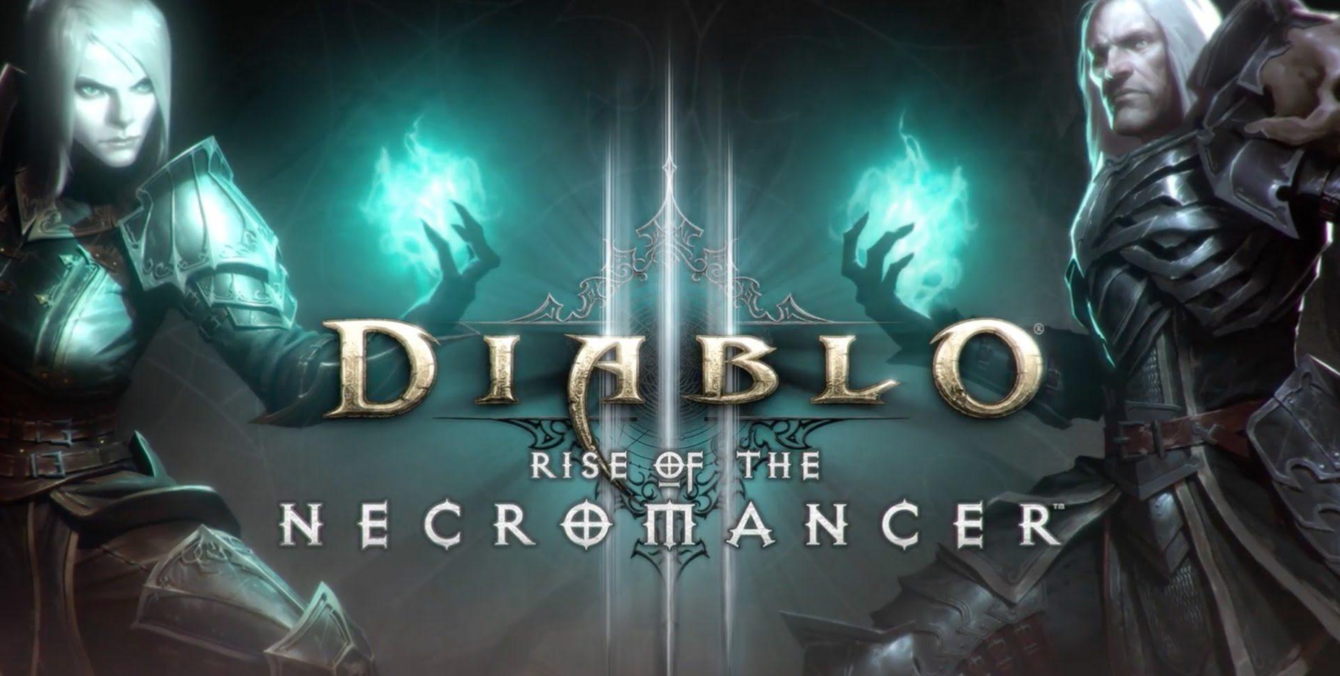 Diablo III: Rise Of The Necromancer Blizzard Key   Region Free   Multilanguage