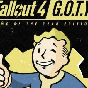 خرید سی دی کی اریجینال استیم بازی Fallout 4 GOTY Edition