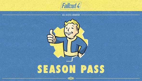 خرید سی دی کی سیزن پس استیم بازی Fallout 4 - Season Pass