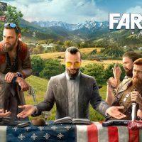 خرید سی دی کی اریجینال یوپلی بازی Far Cry 5