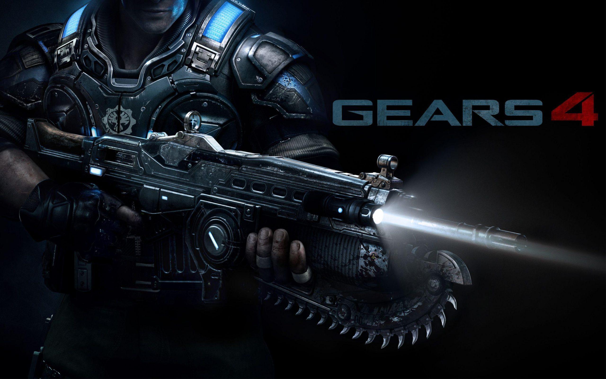 بازی Gears Of War 4