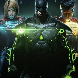 Injustice 2 Steam Key   Region Free   Multilanguage