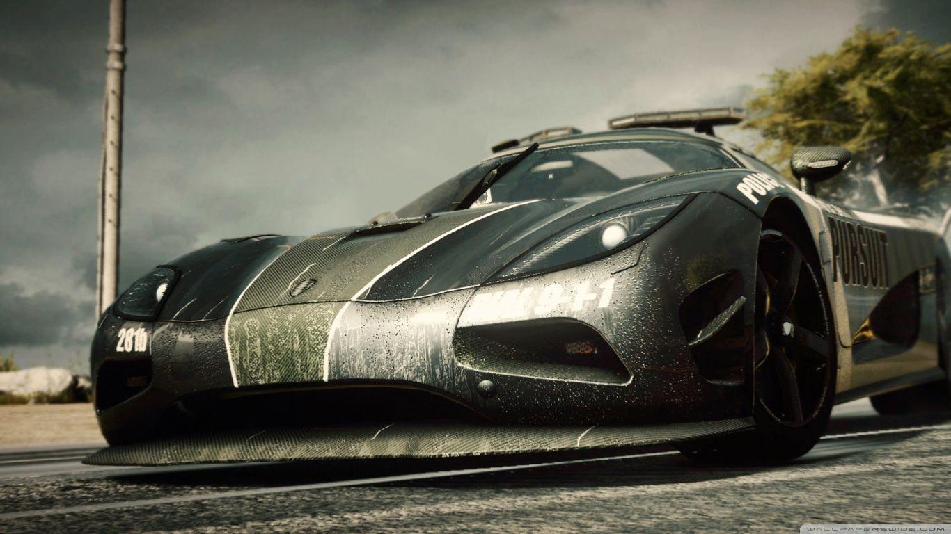 بازی Need For Speed Rivals