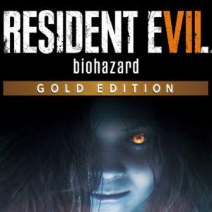 خرید سی دی کی اریجینال استیم Resident Evil 7 Gold Edition