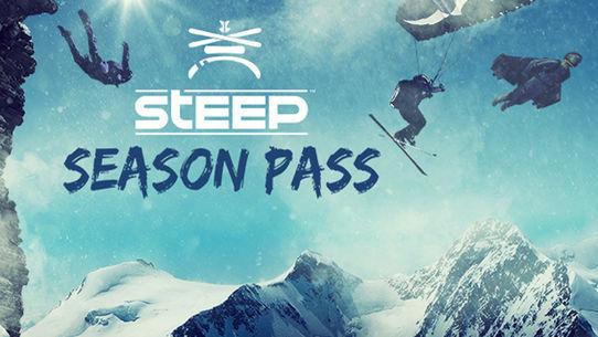 خرید اکانت بازی Steep + Season Pass