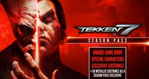 Tekken 7 Season Pass Steam Key | Region Free | Multilanguage