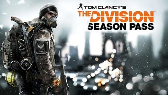 خرید سیزن پس بازی Tom Clancy's The Division