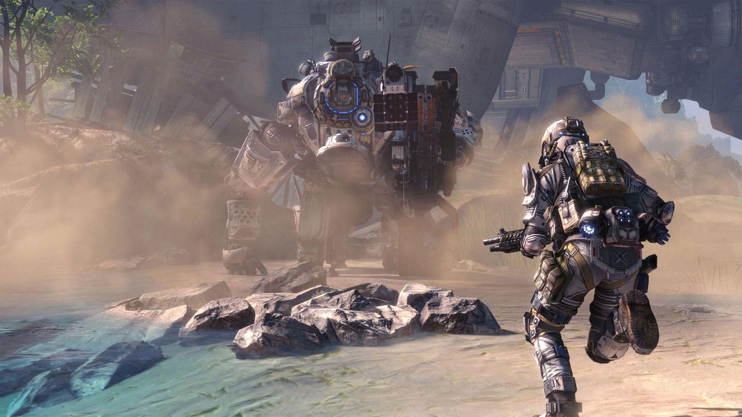 بازی Titanfall 2 Deluxe Edition