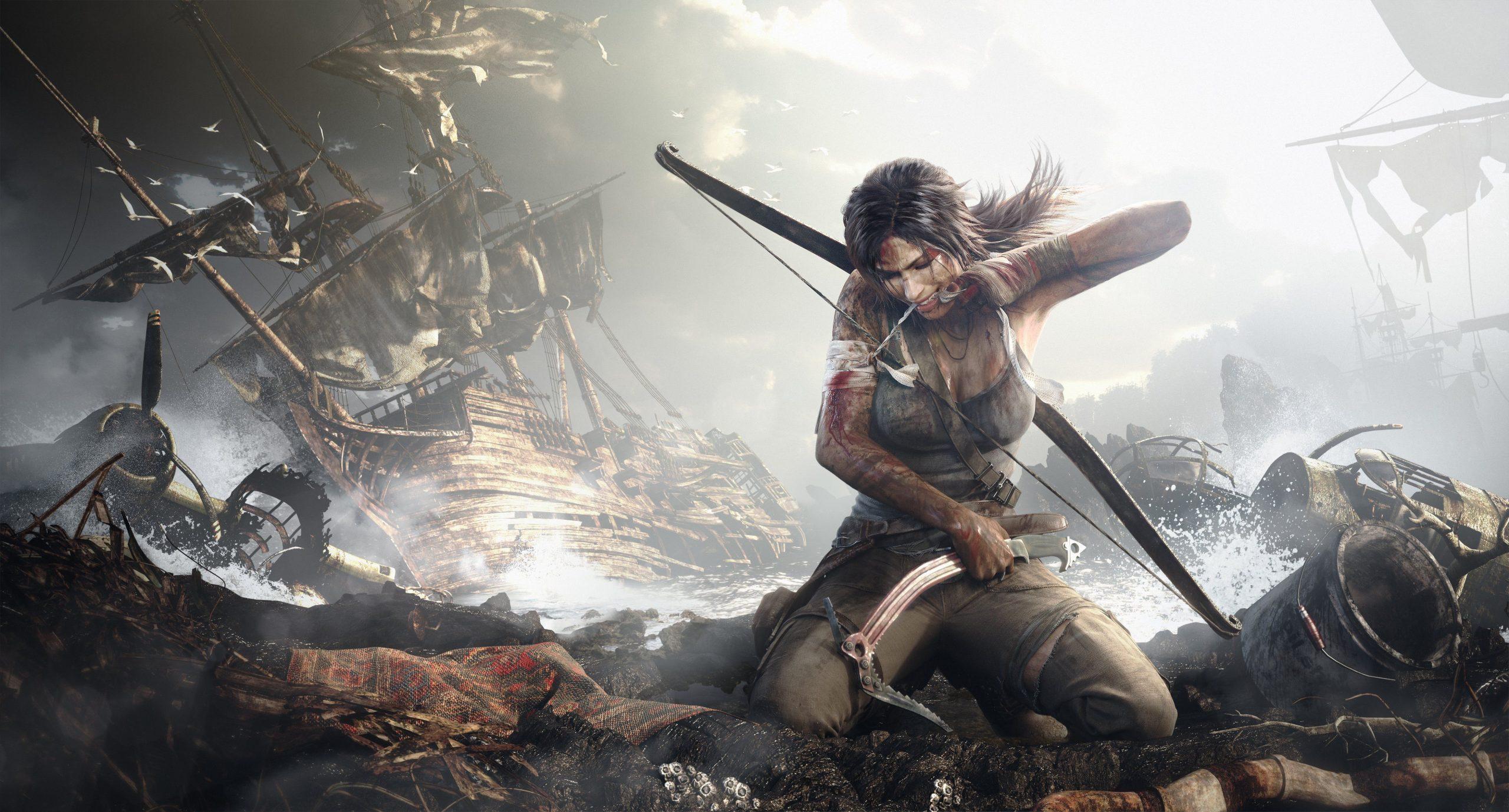 بازی Tomb Raider 2013