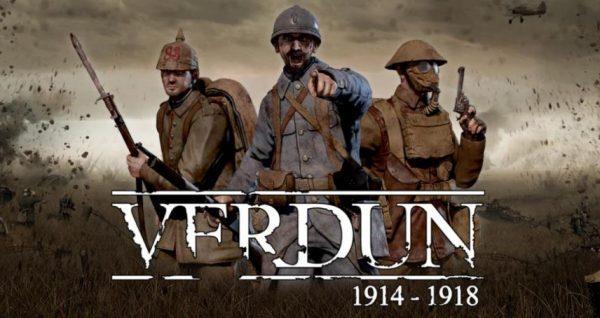 Verdun Steam Key   Region Free   Multilanguage