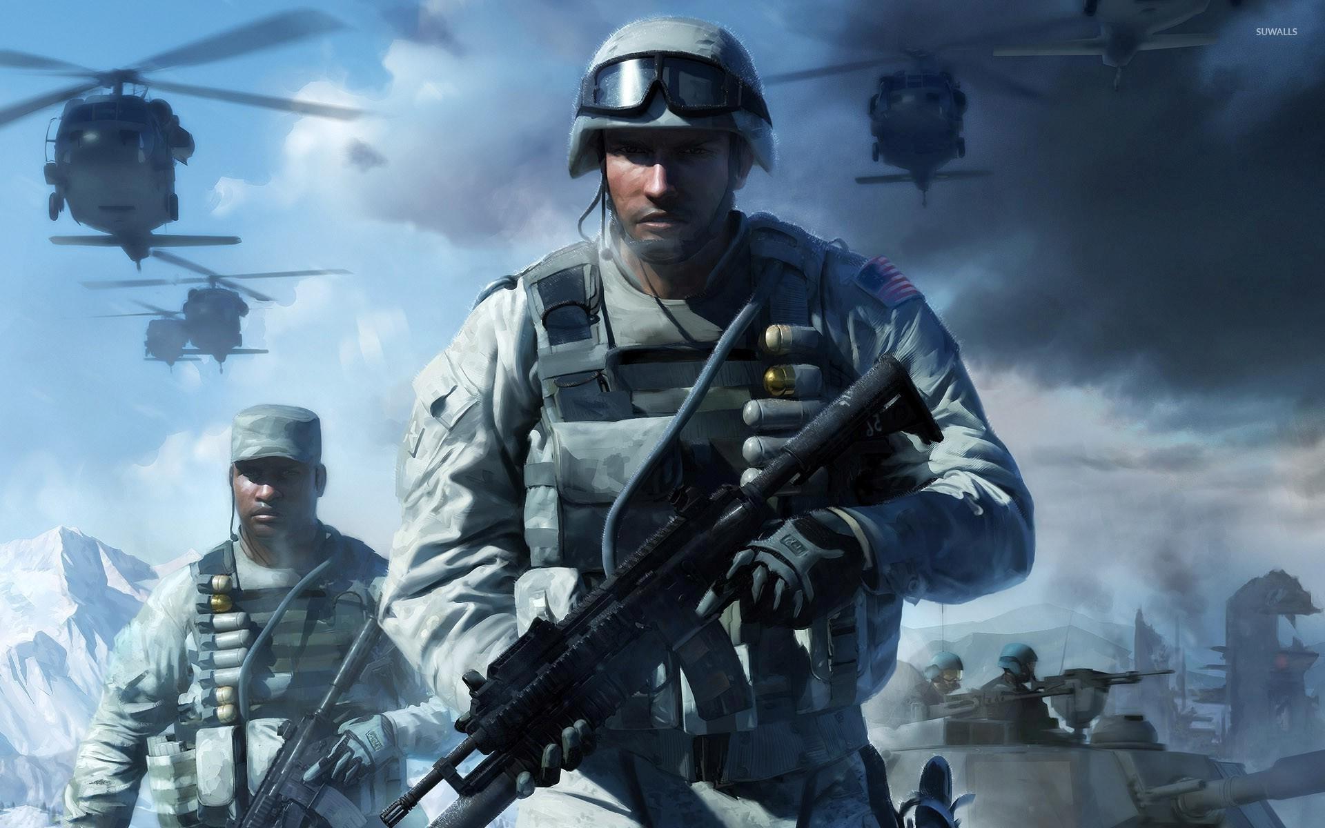 بازی Battlefield: Bad Company 2