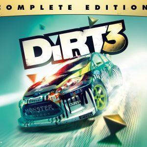DiRT 3 Complete Edition Steam Key | Region Free | Multilanguage